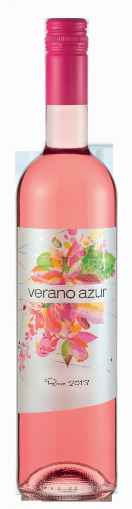 VERANO AZUR_Rose_Bottle